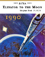 1990 space elevator
