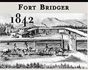 Fort Bridger 1842